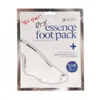 Petitfee Dry Essence Foot Pack  Смягчающая питательная маска для ног