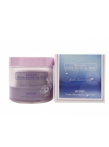 Petitfee Azulene Ultra Soothing Pads