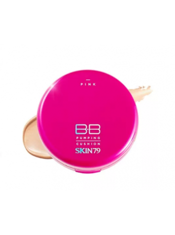 ББ-крем  в кушоне SKIN79 Pink BB Pumping BB Cream SPF50 + PA +++