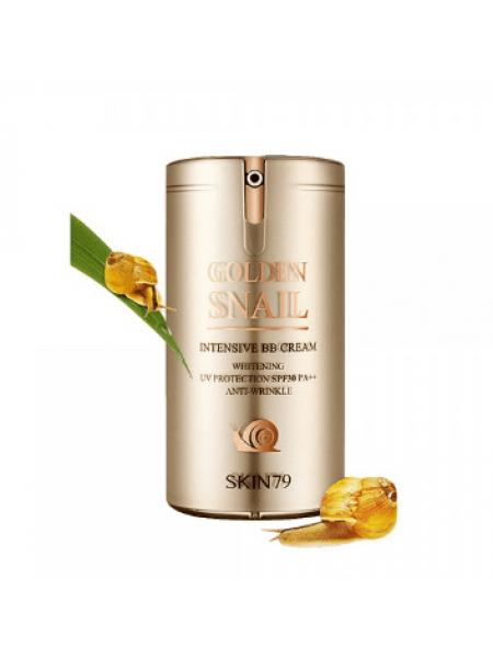 SKIN79 Golden Snail Intensive BB cream ББ крем  с муцином улитки