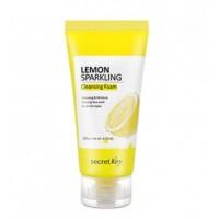 Освежающая пенка с экстрактом лимона Secret Key Lemon Sparkling Cleansing Foam