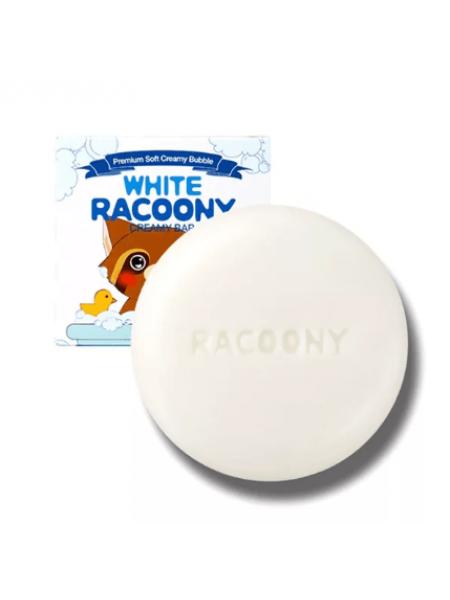 Secret Key White Racoony Creamy Bar Мыло кремовое осветляющее