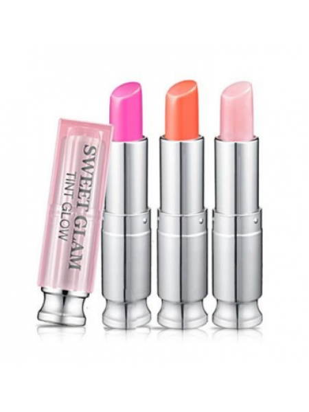 Secret Key Sweet Glam Tint Glow Baby Pink  Тинт-бальзам увлажняющий