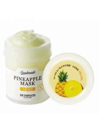 Skinfood Freshmade Pineapple Mask  Маска для лица с фруктовыми кислотами с экстрактом ананаса