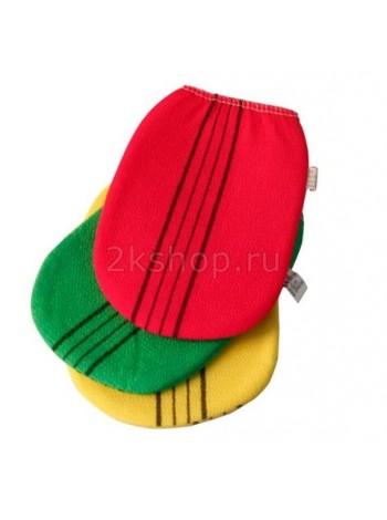Мочалка-варежка для душа Sung Bo Cleamy Viscose Glove Bath Towel