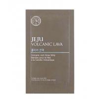 The Face Shop Jeju Volcanic Lava Pore Clear Nose Strip Полоски для носа очищающие