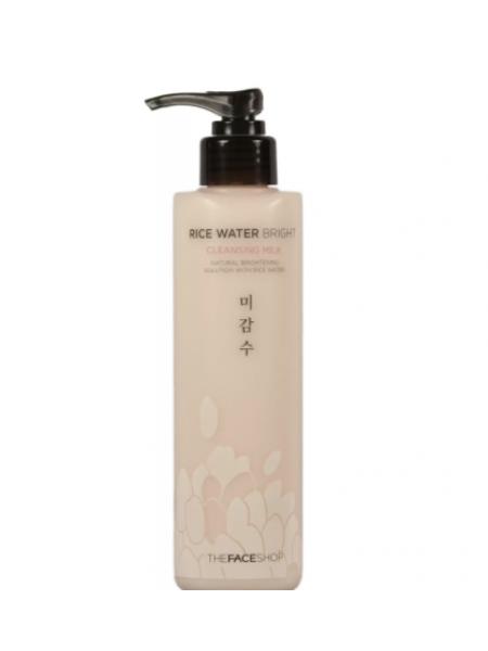The Face Shop Rice Water Bright Cleansing Milk Очищающее молочко для снятия макияжа