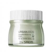 The Saem Urban Eco Harakeke Whitening Cream  Крем осветляющий с экстрактом новозеландского льна