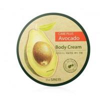 The Saem Care Plus Avocado Body Cream Крем для тела с экстрактом авокадо