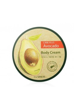 The Saem Care Plus Avocado Body Cream Крем для тела с экстрактом авокадо