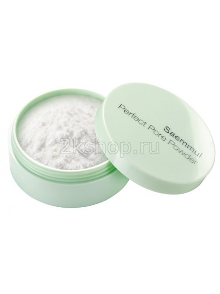 The Saem Saemmul Perfect Pore Perfect Pore powder Пудра рассыпчатая