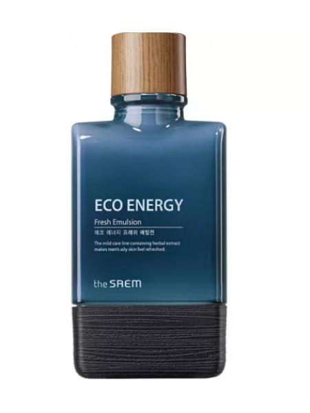 The Saem ECO ENERGY Fresh Emulsion Эмульсия  мужская освежающая