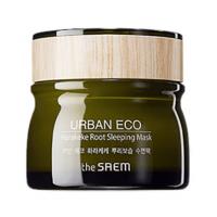 Маска ночная с экстрактом новозеландского льна  The Saem Urban Eco Harakeke Root Sleeping Mask
