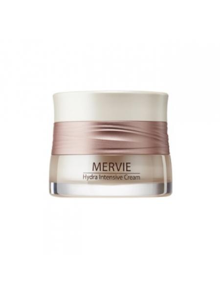 The Saem Mervie Hydra Intensive Cream  Минеральный увлажняющий ночной  антивозрастной крем для лица