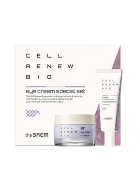 The Saem Cell Renew Bio Cream Special Set N Набор уходовый антивозрастной