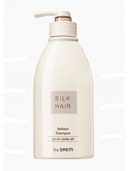 The Saem Silk Hair Refresh Shampoo Освежающий шампунь для волос