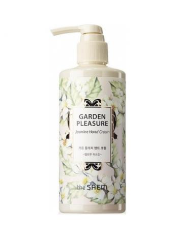 The Saem Garden Pleasure Hand Wash -Mellow Jasmine-N Жидкое мыло для рук с жасмином