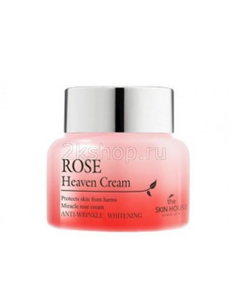 The Skin House Rose Heaven Cream Питательный крем с экстрактом розы