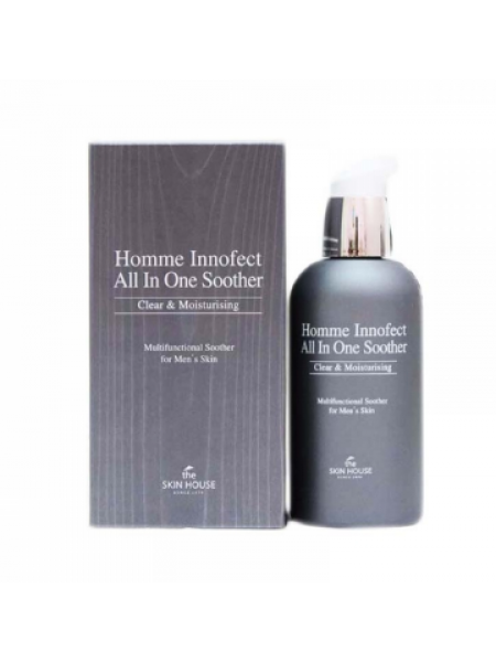 The Skin House Homme Innofect Control All-in-one Soother Многофункциональное ухаживающее средство для мужчин