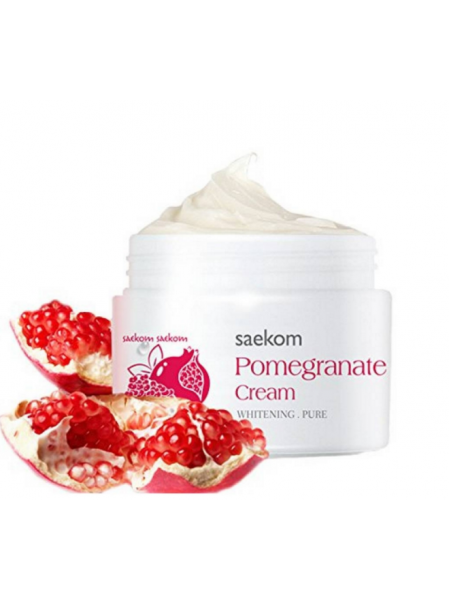 The Skin House  Pomegranate cream  Увлажняющий крем для лица с соком граната