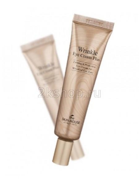 Крем для кожи вокруг глаз от морщин The Skin House Wrinkle Eye Cream Plus