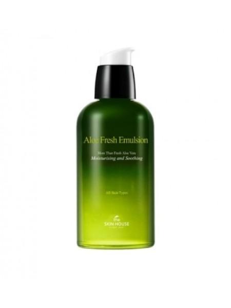 Увлажняющая эмульсия с экстрактом алоэ The Skin House Aloe fresh emulsion