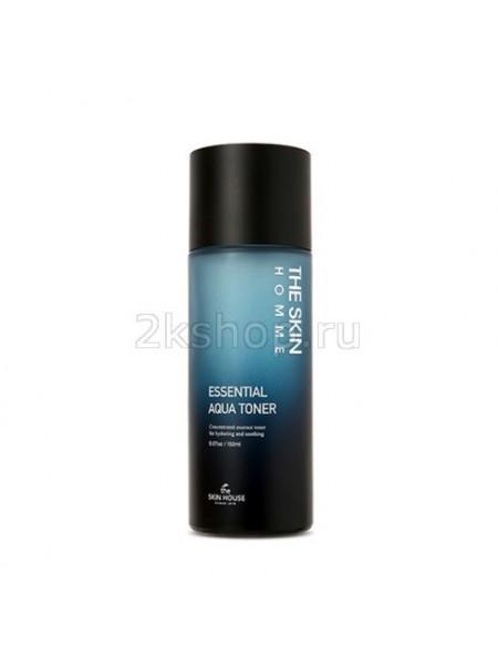 The Skin House Homme Essential Aqua Toner Увлажняющий тонер для мужской кожи