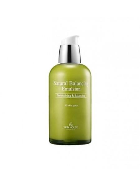 Балансирующая эмульсия The Skin House Natural Balancing emulsion
