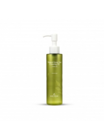 The Skin House Natural Green Tea Cleansing Oil Гидрофильное масло с экстрактом зелёного чая