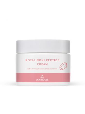 The Skin House Royal Noni Peptide Cream Укрепляющий крем с пептидами и экстрактом нони