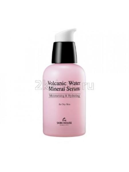 The Skin House volcanic water mineral serum Сыворотка для сухой кожи с минеральной вулканической водой