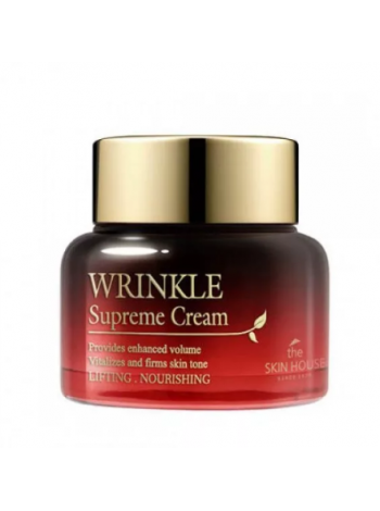 The Skin House Wrinkle Supreme Cream Антивозрастной крем для лица