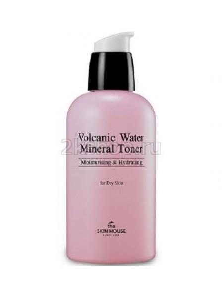 The Skin House volcanic water mineral toner Тонер с минеральной вулканической водой