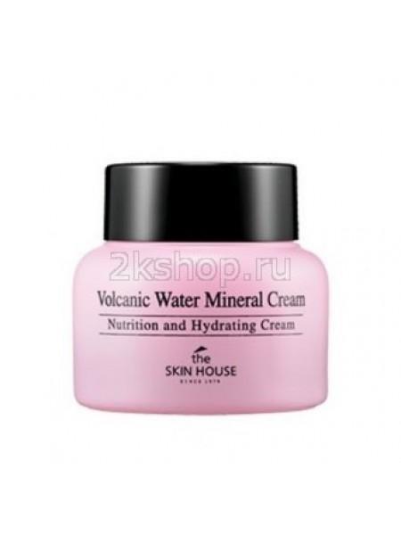 The Skin House volcanic water mineral cream Крем с минеральной вулканической водой