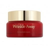 Ферментированный крем с красным женьшенем The Skin House Wrinkle Away Fermented cream