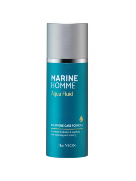 The YEON Marine Homme Aqua Fluid Флюид для лица мужской