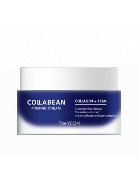 The YEON CollaBean Firming Cream  Укрепляющий антивозрастной крем для лица с морским коллагеном