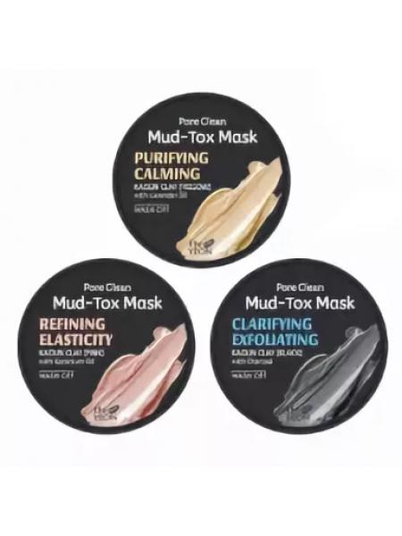 The YEON  Pore Clean Mud-Tox Mask Очищающая детокс-маска с глиной