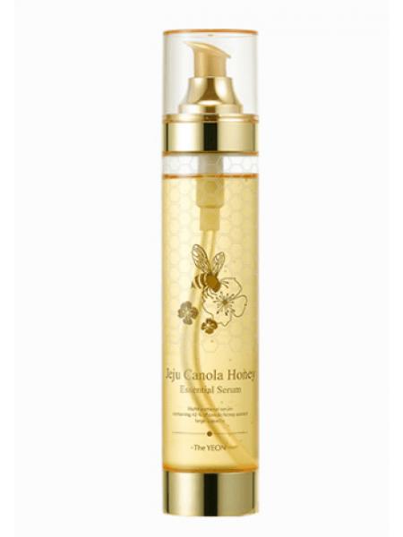 Сыворотка с экстрактом меда канола  The YEON Jeju Canola Honey Essential Serum
