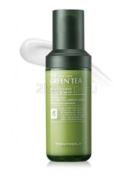 Tony Moly The Chok Chok Green Tea Watery Essence Эссенция увлажняющая с экстрактом зеленого чая