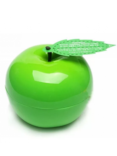 Пилинг-скатка  Яблоко  Tony Moly Appletox Smooth Massage Peeling CREAM