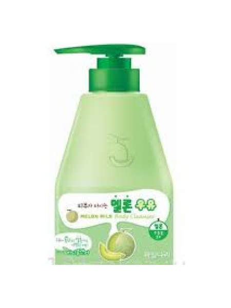 Kwailnara Melon Milk Body Cleanser Гель для душа дынный