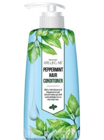 Around me peppermint Hair Conditioner Кондиционер для волос с перечной мятой