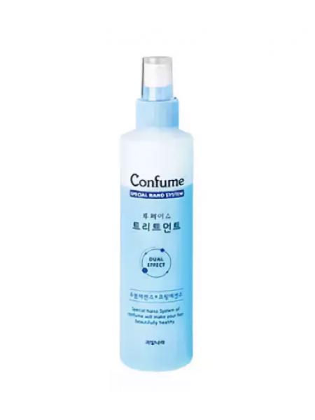 Confume Two-Phase Treatment  Увлажняющий двухфазный  спрей для волос