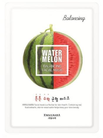 Kwailnara Watermelon Balancing Facial Mask Тканевая маска для лица c экстрактом арбуза