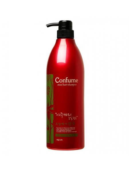 Confume Total Hair Shampoo Питательный шампунь для волос c касторовым маслом