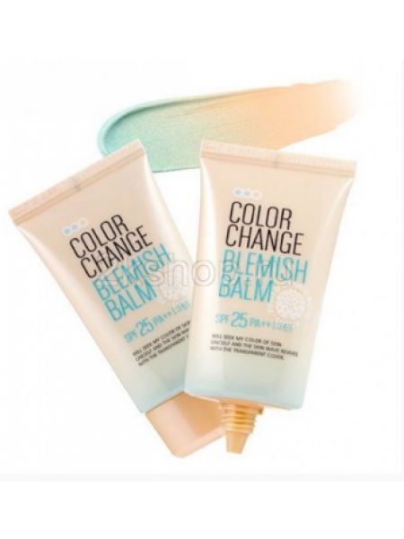 ББ крем Lotus Color Change BB Cream SPF25 PA++