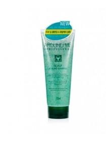 Around Me Scalp Scaling Shampoo Шампунь-скраб для волос и кожи головы отшелушивающий