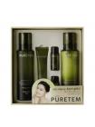 Подарочный набор косметики с алоэ  Welcos Puretem Purevera 2 Items Set