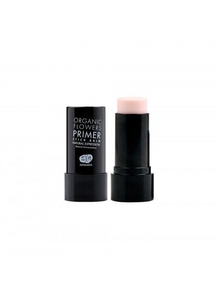 Праймер-стик Whamisa Organic Flowers Primer Stick Balm Natural Expression (Natural Fermentation)